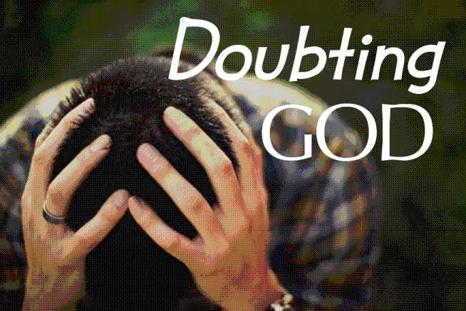 Stop Doubting And Believe Guyandotte Church Of Christ